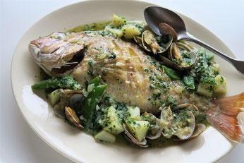 鯛とあさりと春野菜のバスク風.jpg