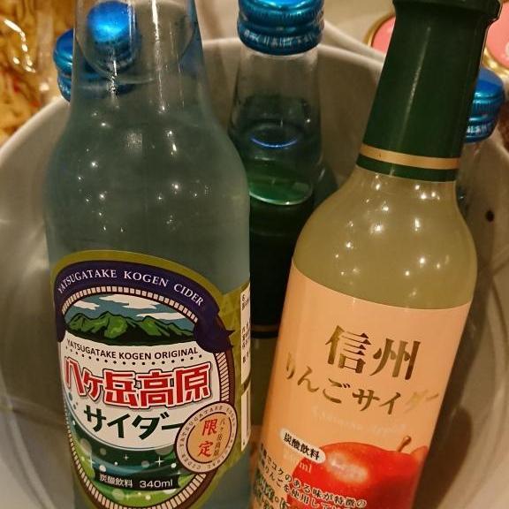 【ショップイチオシ】八ヶ岳高原サイダー