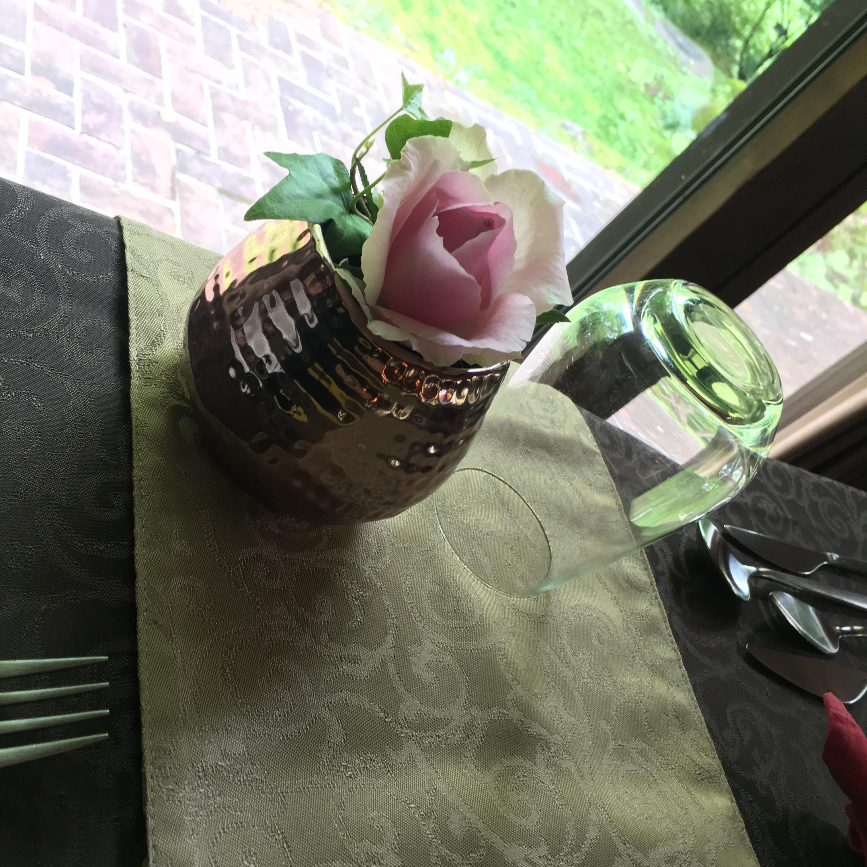 フレグラントのお花