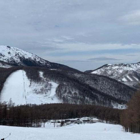 シーズンラスト!!春スキー