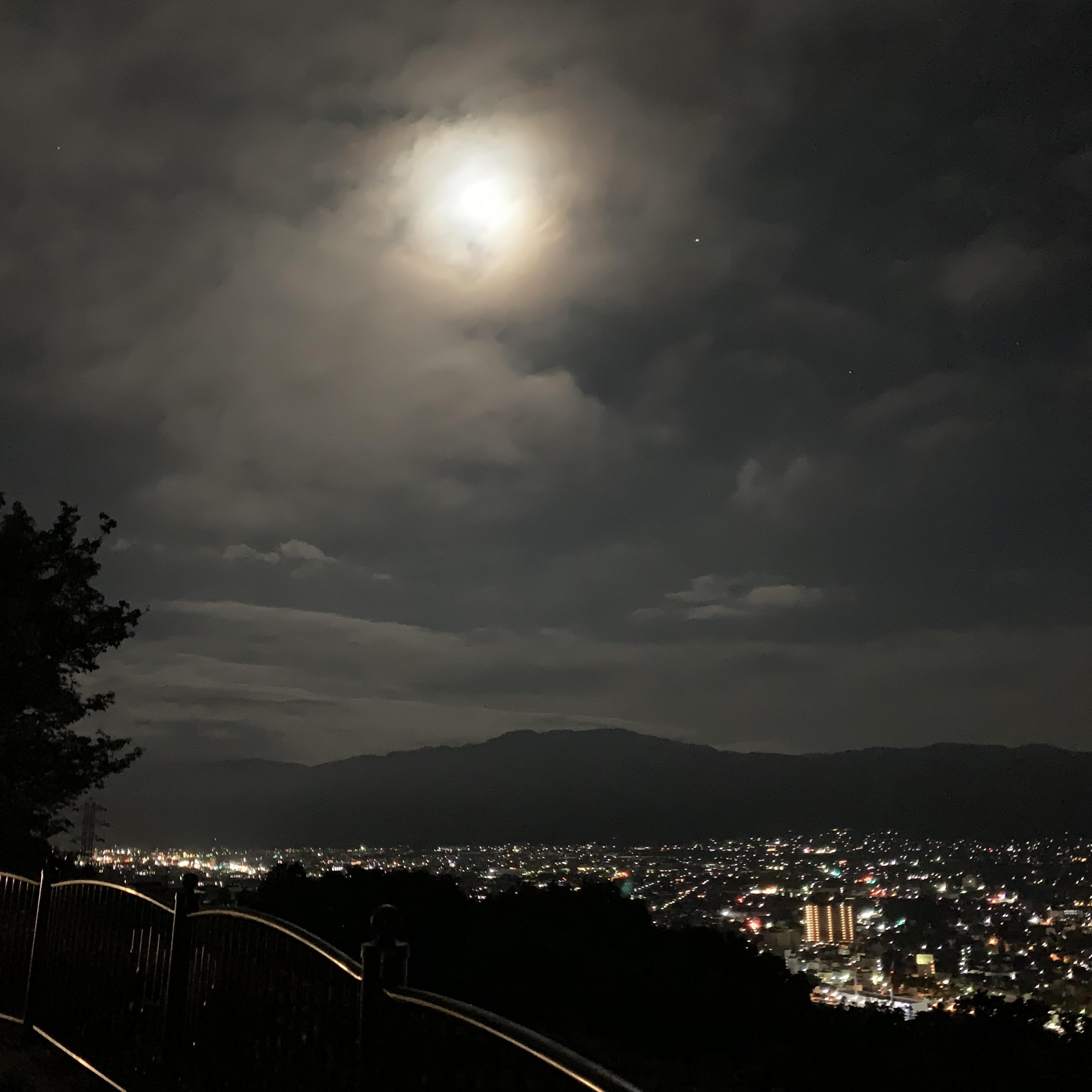 信州諏訪の夜景スポット