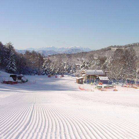 蓼科東急スキー場 オープン日の変更について